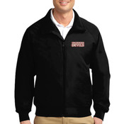 ADULT, Charger Jacket, USciences_Devils_Maroon/White, Left Chest