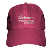 ADULT Baseball Cap, PCP/White