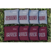 USciences Devils Replacement Beanbag Bag Set (all-weather)