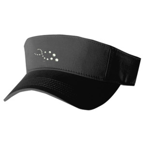 ADULT, Fashion Visor USciences_Logo/White