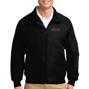 ADULT, Charger Jacket USciences_White