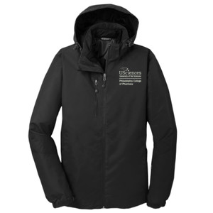ADULT, Vortex Waterproof 3 in 1 Jacket PCP_USciences_White