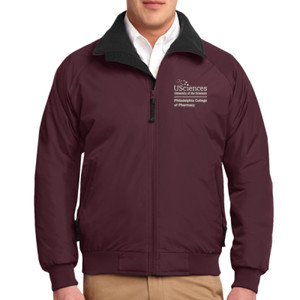 ADULT, Jacket PCP_USciences_White