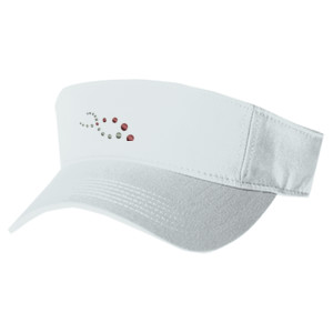 ADULT, Fashion Visor USciences_Logo/Full Color