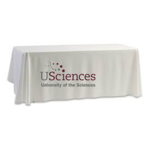 Table Cloth, 8', USciences_Full Color
