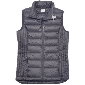 Ladies 32 Degrees  Packable Down Vest, Devils_Basketball/White