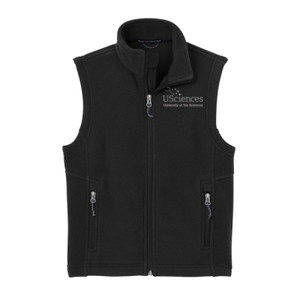 Youth Fleece Vest, Usci_Alumni_One Color