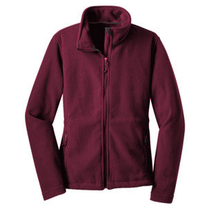 Ladies Value Fleece Jacket, Usci_Alumni_One Color