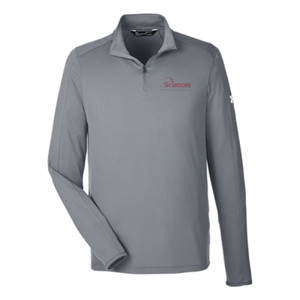 UMEN'S UNDER ARMOR TECH QUARTER-ZIP, Usci_Alumni_One Color