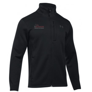 MEN'S UNDER ARMOR EXTREME COLDGEAR JACKET, Usci_Alumni_One Color