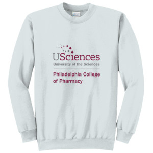 ADULT, Crew Neck Sweatshirt PCP_USciences_Color