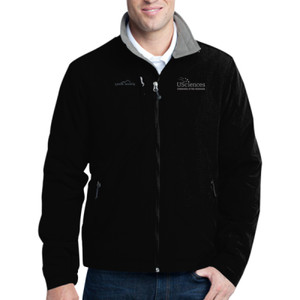 ADULT, Fleece Lined Jacket, USciences_White/Left Chest
