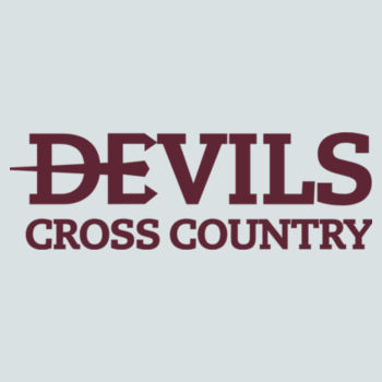 ADULT, Long Sleeve T Shirt Devils_Baseball/Maroon  Design