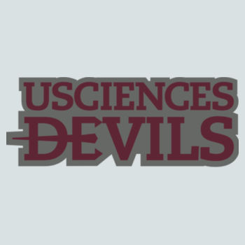 YOUTH, Crewneck Sweatshirt Devils_Baseball/Maroon  Design