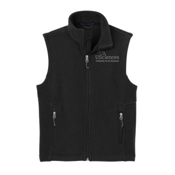 Youth Fleece Vest, Usci_Alumni_One Color Thumbnail