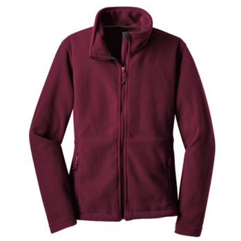 Ladies Value Fleece Jacket, Usci_Alumni_One Color Thumbnail