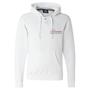 ADULT, Laced Hooded Pullover Sweatshirt, USciences_Logo_Color Thumbnail