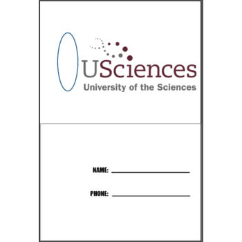 Luggage Tags, USciences_Full Color Thumbnail
