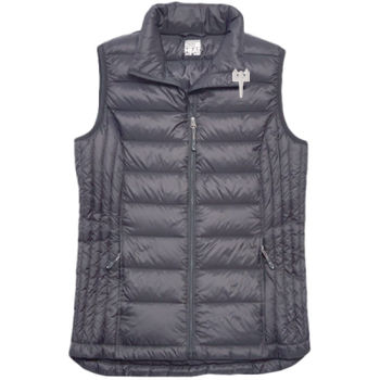 Ladies 32 Degrees  Packable Down Vest, Devils_Basketball_White Thumbnail