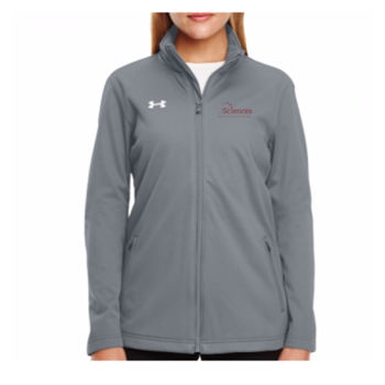 LADIES UNDER ARMOR ULTIMATE TEAM JACKET, Usci_Alumni_One Color Thumbnail