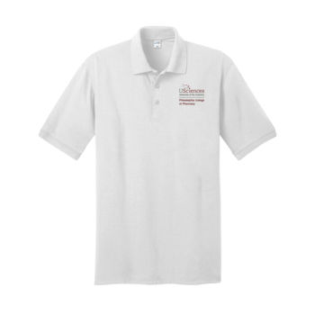 ADULT, Jersey Knit Polo PCP_Logo_Stacked_Full Color Thumbnail