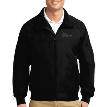 ADULT, Charger Jacket USciences_White Thumbnail