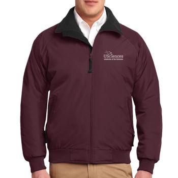 ADULT, Challenger™ Jacket USciences_White Thumbnail
