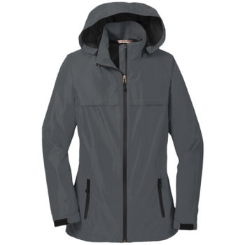 LADIES, Torrent Waterproof Jacket USciences_White Thumbnail