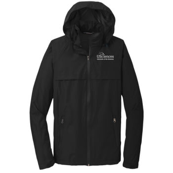 ADULT, Torrent Waterproof Jacket USciences_White Thumbnail