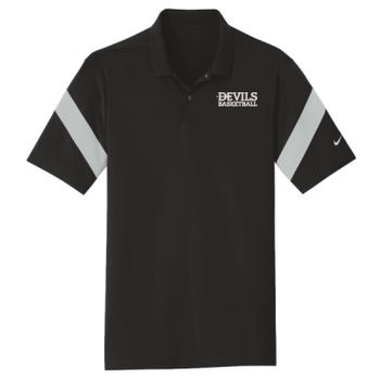 Nike Golf Dri FIT Commander Polo, Devils_Baseball/White Thumbnail