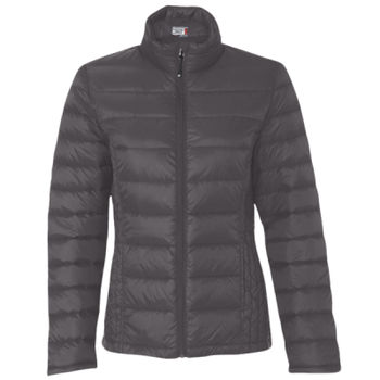 Ladies 32 Degrees Packable Down Jacket, USciences_White Thumbnail